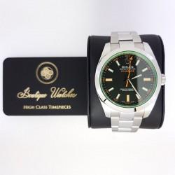 Rolex Milgauss 116400GV - cadran negru