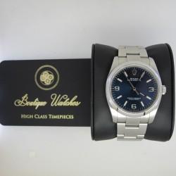 Rolex Oyster Perpetual 116000 - cadran albastru