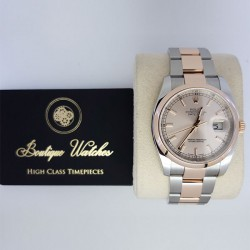 Rolex Datejust 116201 - cadran roz