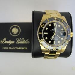 Rolex Submariner 116618LN - cadran negru