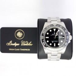 Rolex GMT-Master II 116710 - cadran negru
