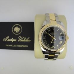 Rolex Datejust II 116333 - cadran negru