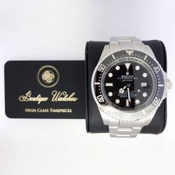 Rolex Sea-Dweller Deepsea 116660 - cadran negru