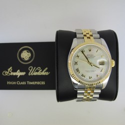 Rolex Datejust 116233 - cadran mother of pearl