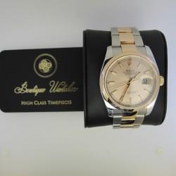 Rolex Datejust 116201 - cadran roz pal
