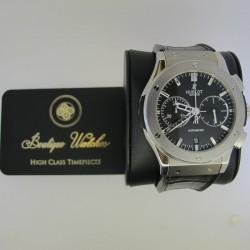 Hublot Classic Fusion Chronograph 521.NX.1171.LR - cadran negru