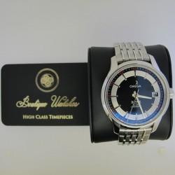 Omega De Ville Hour Vision 431.33.41.21.01.001 - cadran negru