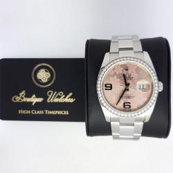 Rolex Datejust 116244 - cadran roz