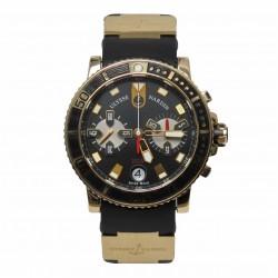 Ulysse Nardin Maxi Marine Diver 8006-102-3A/92 - cadran negru