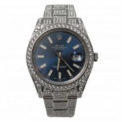 Rolex Datejust II 116300 - cadran albastru