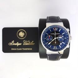 Ulysse Nardin Marine Chronograph 353-66 - cadran albastru