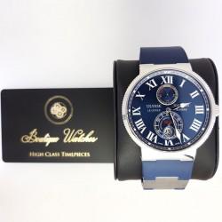 Ulysse Nardin Marine Chronometer 263-67-3/43 - cadran albastru