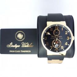 Ulysse Nardin Marine Chronometer 266-66-3/62 - cadran negru