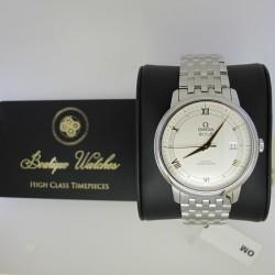 Omega De Ville Prestige 424.10.40.20.02.002 - cadran alb