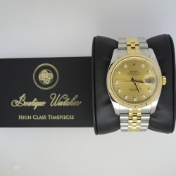 Rolex Datejust 126233 - cadran auriu