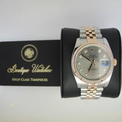 Rolex Datejust 116231 - cadran gri