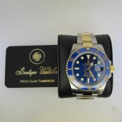 Rolex Submariner Date 116613LB - cadran albastru