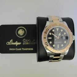 Rolex Yacht-Master 116621 - cadran maro