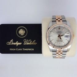Rolex Datejust 116231 - cadran argintiu