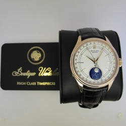 Rolex Cellini Moonphase 50535 - cadran alb
