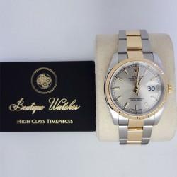 Rolex Datejust 116233 - cadran argintiu
