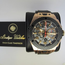 Hublot Big Bang Ferrari King Power 401.OQ.0123.VR - cadran skeleton