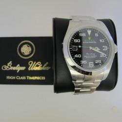 Rolex Air King 116900 - cadran negru