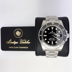 Rolex Submariner Date 116610 - cadran negru