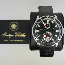Ulysse Nardin Maxi Marine Diver 263-33-3C/82 - cadran negru
