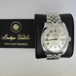 Rolex Datejust 116234 - cadran argintiu