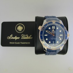 Omega Seamaster Diver 300 M 210.22.42.20.03.001 - cadran albastru