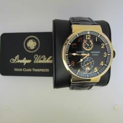 Ulysse Nardin Marine Chronometer 1186-126/62 - cadran negru