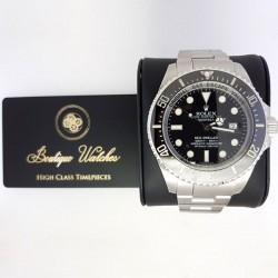 Rolex Deepsea 116660 - cadran negru