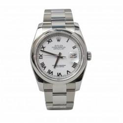 Rolex Datejust 116200 - cadran alb