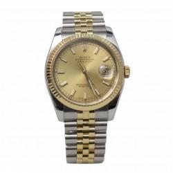Rolex Datejust 116233 - cadran sampanie