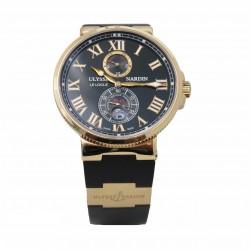 Ulysse Nardin Maxi Marine Chronometer 266-67 - cadran negru
