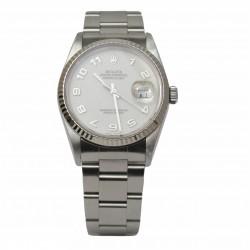 Rolex Datejust 16234 - cadran argintiu