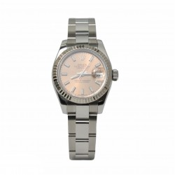 Rolex Lady-Datejust 179174 - cadran sampanie