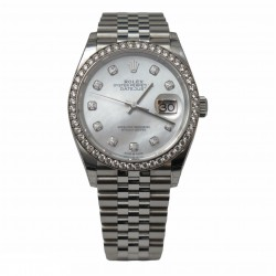 Rolex Datejust 126234 - cadran mother of pearl