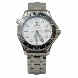 Omega Seamaster Diver 300 M 210.30.42.20.04.001 - cadran alb