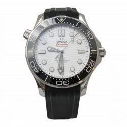 Omega Seamaster Diver 300 M 210.32.42.20.01.001 - cadran alb