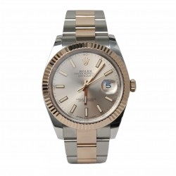 Rolex Datejust 126331 - cadran roz pal