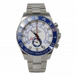 Rolex Yacht-Master II 116680 - cadran alb