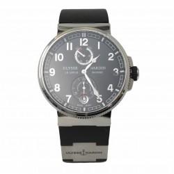 Ulysse Nardin Marine Chronometer Manufacture 1183-126 - cadran negru