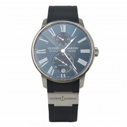 Ulysse Nardin Marine Chronometer 263-67 - cadran albastru