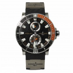 Ulysse Nardin Maxi Marine Diver 263-90 - cadran negru
