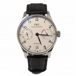 IWC Portuguese IW500107 - cadran alb