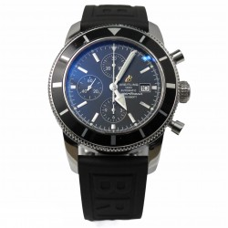 Breitling SuperOcean Heritage Chronograph A13320 - cadran negru