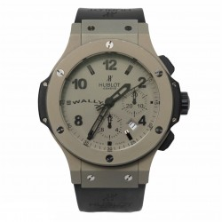 Hublot Big Bang Wally 320.UI.5510.RX - cadran gri