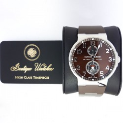 Ulysse Nardin Marine Chronometer 263-66/625 - cadran maro